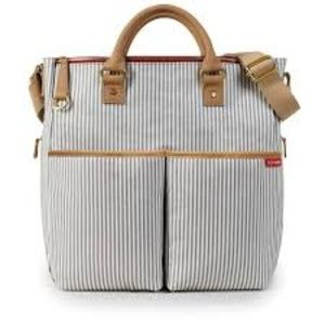 NWT Skip Hop Duo Special Edition French Stripe Bag